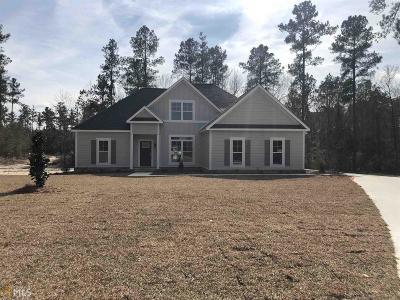 Statesboro Single Family Home New: 114 Spendoll Ct