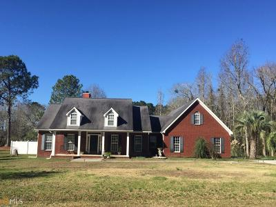 Statesboro Single Family Home For Sale: 1317 Kermit Dr