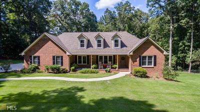 Loganville Single Family Home Under Contract: 6035 Sandy Creek Rd