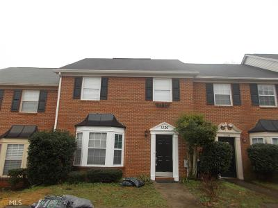 Smyrna Condo/Townhouse New: 1526 SE Paces Ferry N Dr