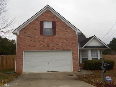 Lithonia Single Family Home New: 6546 Browns Mill Ferry Dr