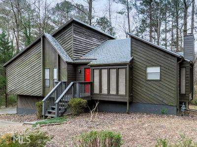 Kennesaw Single Family Home Under Contract: 246 Sharney Ln