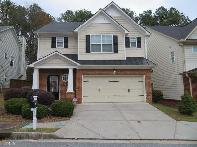 Norcross Single Family Home New: 5659 Chatham Cir