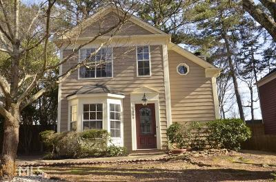 Stone Mountain Single Family Home Under Contract: 1299 Old Countryside Cir