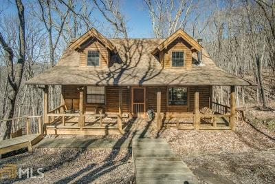 Jasper Single Family Home For Sale: 63 Shadowick Mountain Rd