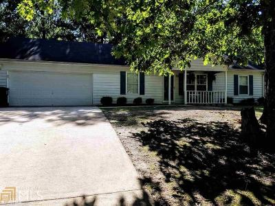 Senoia Single Family Home Under Contract: 1589 Dolly Nixon Rd