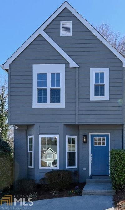 Smyrna Condo/Townhouse Under Contract: 5007 Laurel Springs Way