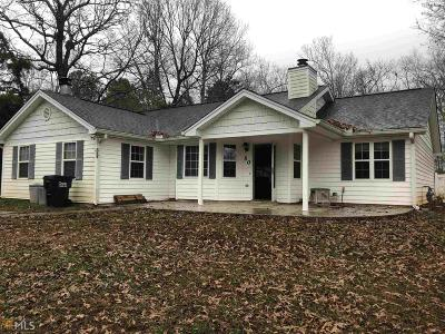 Covington Single Family Home Under Contract: 50 E Country Woods Dr #82