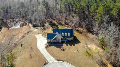 Winder Single Family Home New: 529 Jaden Ln