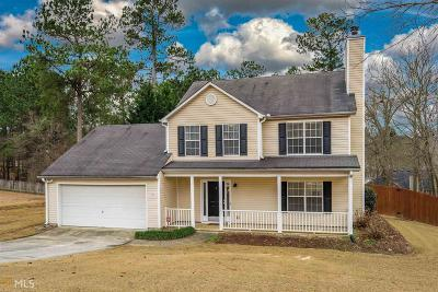 Loganville Single Family Home Under Contract: 3093 Rockview Dr