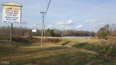 Banks County Commercial For Sale: 123 Outlet Dr
