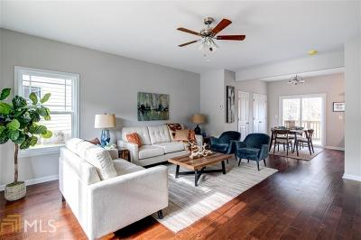Norcross Condo/Townhouse Under Contract: 1755 Brookside Lay Cir