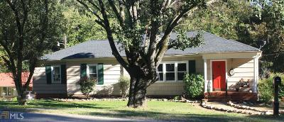 Franklin County Single Family Home Under Contract: 10170 Lavonia Rd