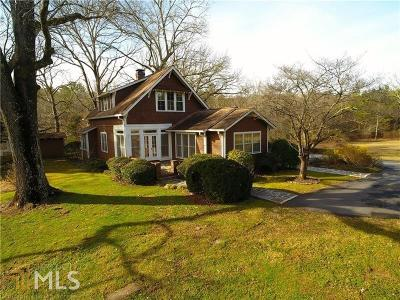 Sautee Nacoochee Single Family Home For Sale: 1791 Highway 17