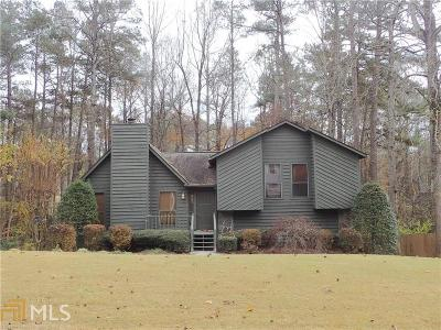 Kennesaw Single Family Home Under Contract: 4219 W Mill Trl