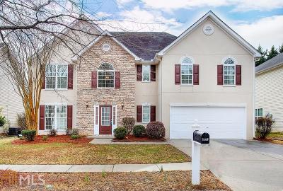 Snellville Single Family Home New: 3464 Pembrook Farms Way