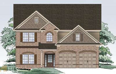 Clayton County Single Family Home New: 5791 Savannah River Rd