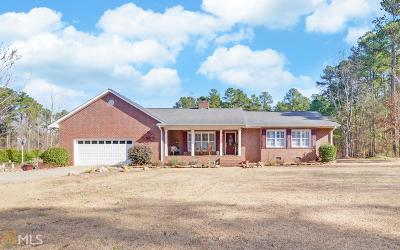 Elbert County, Franklin County, Hart County Single Family Home Under Contract: 555 Melody Ln