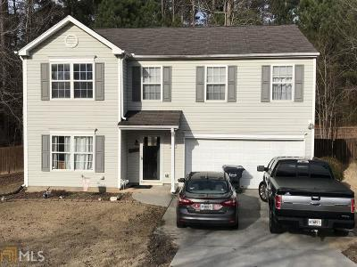 Loganville Single Family Home Under Contract: 471 Crested Vw Dr