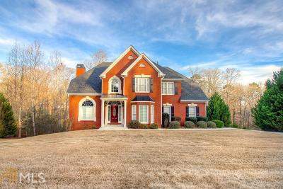 Conyers Single Family Home Under Contract: 6520 Bellevue Dr
