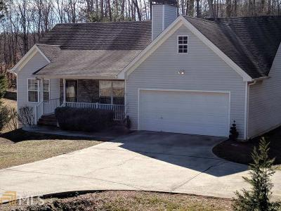 Demorest Single Family Home New: 1350 Double Springs Rd