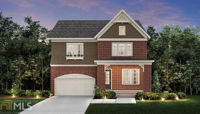 Peachtree City GA Single Family Home New: $512,390