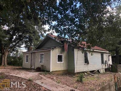 Hampton Single Family Home New: 3689 Jonesboro Rd