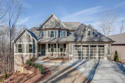 Gainesville Single Family Home New: 4638 Ridge Gate Dr
