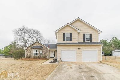 Social Circle Single Family Home Under Contract: 511 Meadows Ln