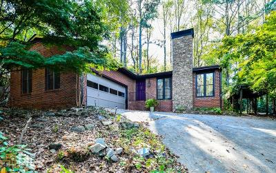 Atlanta Single Family Home New: 1237 NE Briar Hills Dr