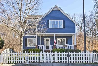 Atlanta Single Family Home Under Contract: 2135 Parkview Ln