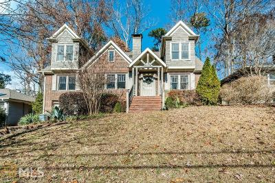 Decatur Single Family Home Under Contract: 229 Westchester Dr