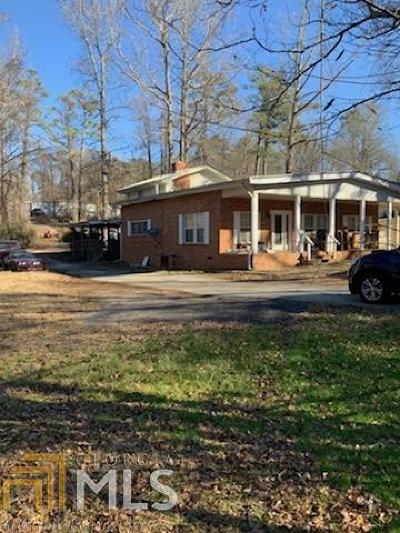 Lithia Springs Single Family Home For Sale: 2620 E County Line