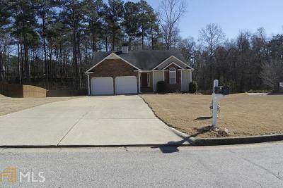 Douglasville Single Family Home Under Contract: 141 Brookridge Ct #Phs 1