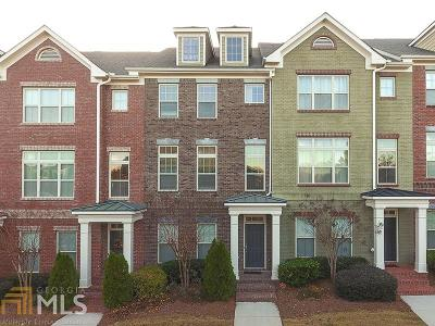 Johns Creek Condo/Townhouse Under Contract: 10703 Weir Way #Ph 05