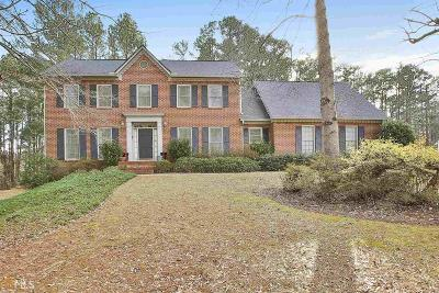 Fayetteville Single Family Home New: 195 Creekview Trl