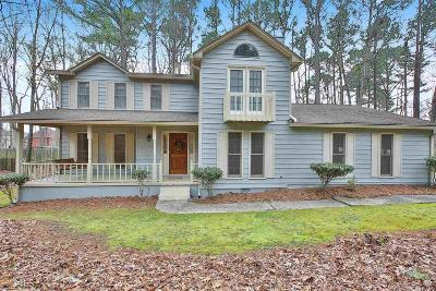 Fayetteville Single Family Home Under Contract: 220 Ashland Way