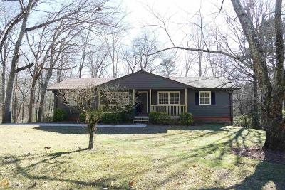 Douglas County Single Family Home New: 3056 Bomar Rd