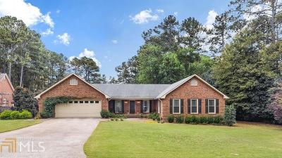 Cartersville Single Family Home For Sale: 106 Woodland Dr