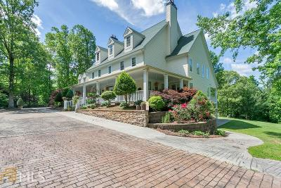 Woodstock Single Family Home New: 129 Hillmont Dr