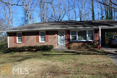 Stephens County Single Family Home Under Contract: 356 Hickory Cir