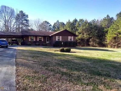 Covington Single Family Home New: 800 Gregory Rd