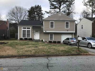 Lithonia GA Single Family Home New: $128,900