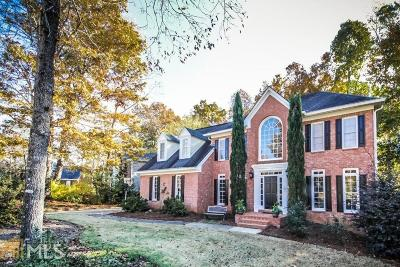 Roswell Single Family Home Under Contract: 3564 Treeline