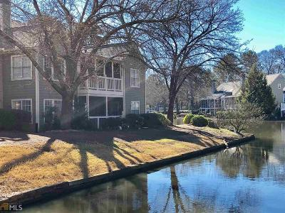 Roswell Condo/Townhouse Under Contract: 403 Mill Pond