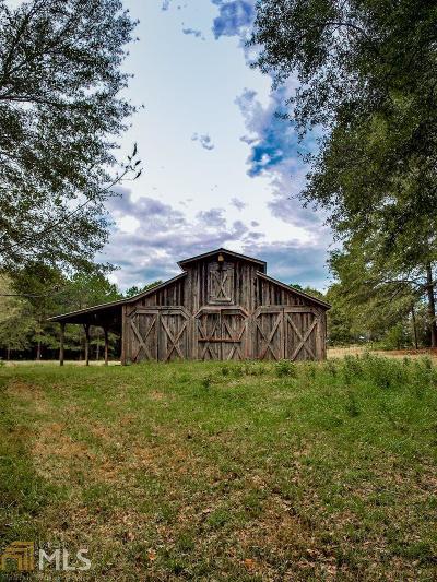 Walton County Single Family Home For Sale: 3440 NW Carl Moon #14.79 Ac