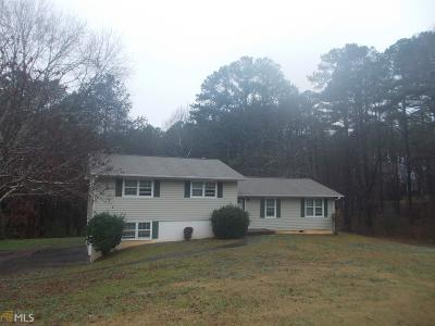 Kennesaw Single Family Home Under Contract: 3640 NW Jim Owens Rd