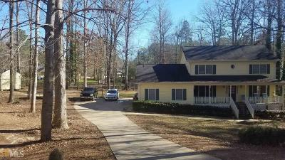 Rockdale County Single Family Home New: 633 Glenridge Ct
