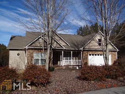Blairsville Single Family Home New: 90 Loftis Mountain Way