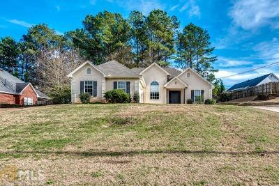 Covington Single Family Home New: 110 Willow Tree Ter